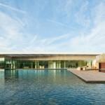 Foto: Markus Hauschild Ansicht Dachlandschaft Haus im See
